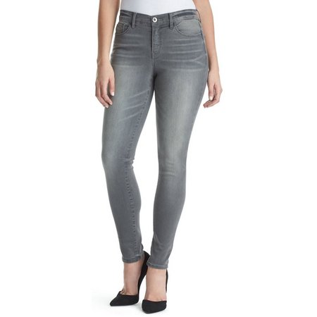 Gloria Vanderbilt Womens Curvy Skinny Denim Jeans