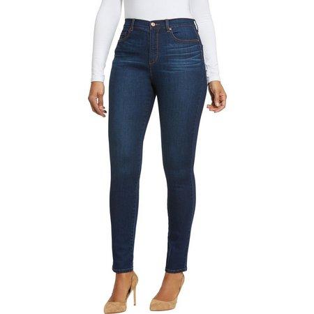 Gloria Vanderbilt Womens Jessa Curvey Skinny Jeans
