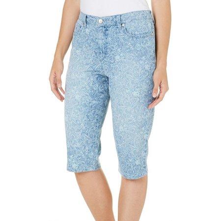 Gloria Vanderbilt Womens Amanda Skimmer Jeans
