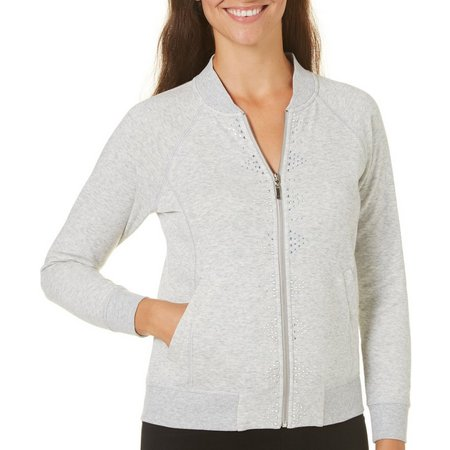 Hearts of Palm Womens French Terry Jacket