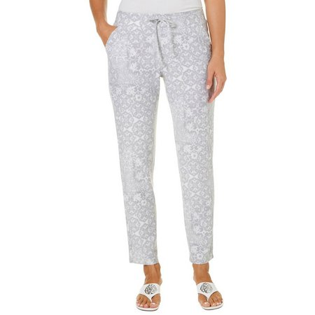 Hearts of Palm Womens Animal Magnetism Terry Pants