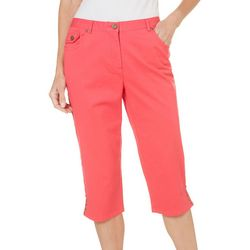 Hearts of Palm Womens Sunshine State Capris
