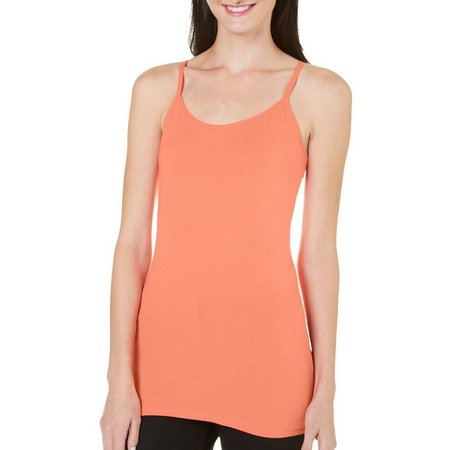 Allison Brittney Womens Knit Camisole Tank Top