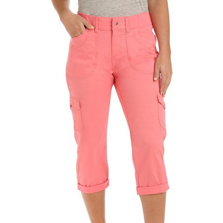 Lee Womens Relaxed Fit Austyn Cargo Capris | Bealls Florida