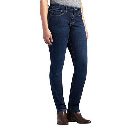 Lee Womens Gabrielle Skinny Leg Jeans