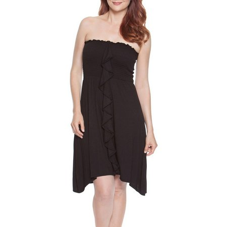 5022bcb8d6 Wearabouts Womens Beachside Smocked Dress Cover-Up
