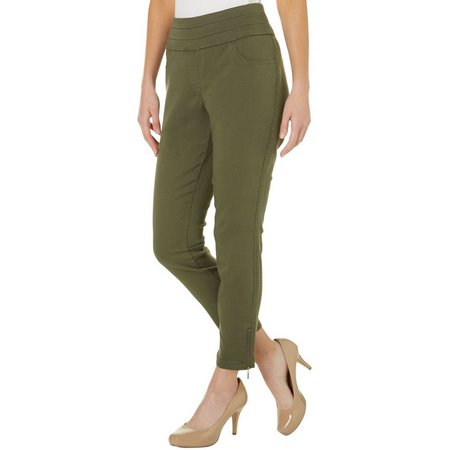 Dept 222 Womens Sunset Delight Stretch Pull On