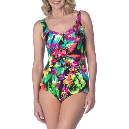 Maxine Of Hollywood Womens Summer Bounty Swimsuit