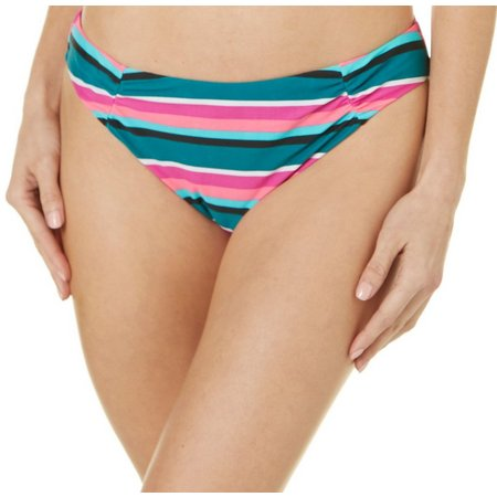 Aqua Couture Womens Miss Thang Hipster Swim Bottoms