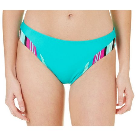 Aqua Couture Seafront Sunrise Hipster Brief