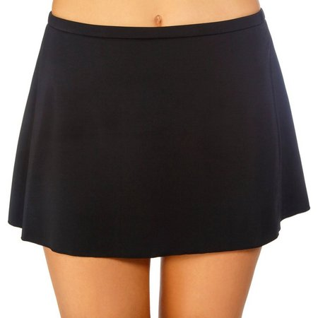 Caribbean Joe Womens Circle Swim Skirt