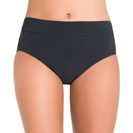 Caribbean Joe Womens Shaper Swim Bottoms