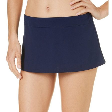 Adidas Womens Aqua Sport Skirtini Swim Skirt