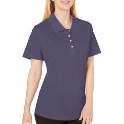 Pebble Beach Womens Window Pained Golf Polo Shirt