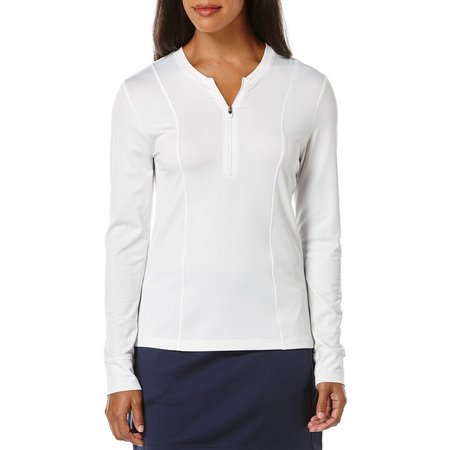 PGA TOUR Womens Long Sleeve Sun Protection Shirt