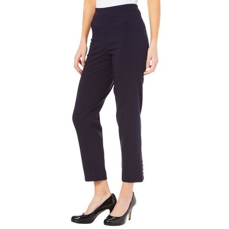 Counterparts Womens Pull-On Embellished Pants
