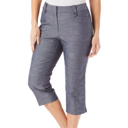 Counterparts Womens Sienna Stretch Capris