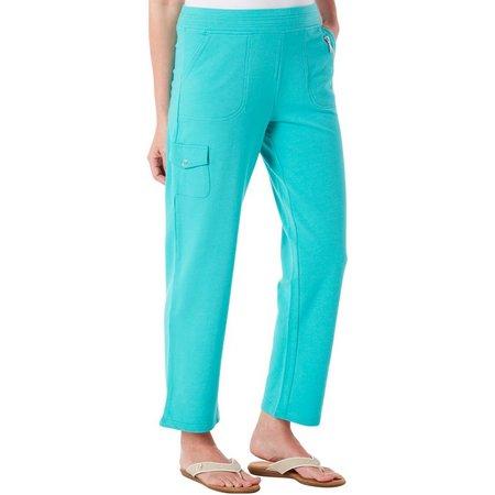 SPORTELLE Womens Ankle Pants