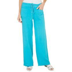 Margaritaville Womens Linen Pants