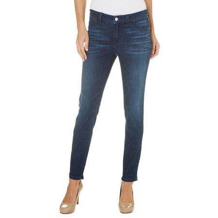 Kensie Jeans Womens Denim Jeggings
