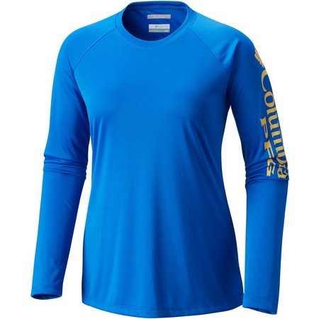 Columbia Womens Tidal Tee II Long Sleeve T-Shirt