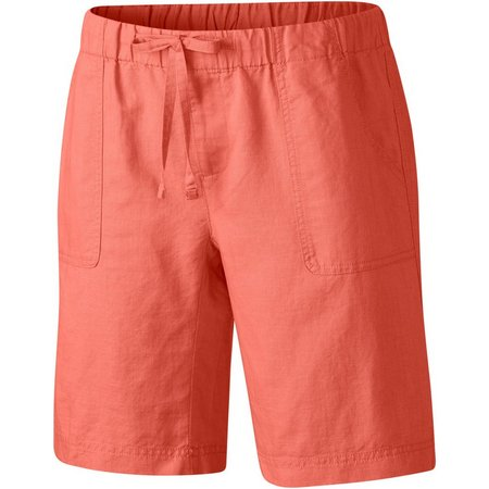Columbia Womens Coastal Escape Long Shorts