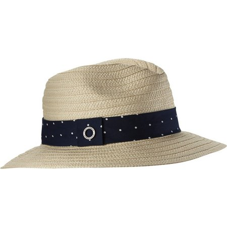 Columbia Womens Splendid Summer Polka Dot Band Hat