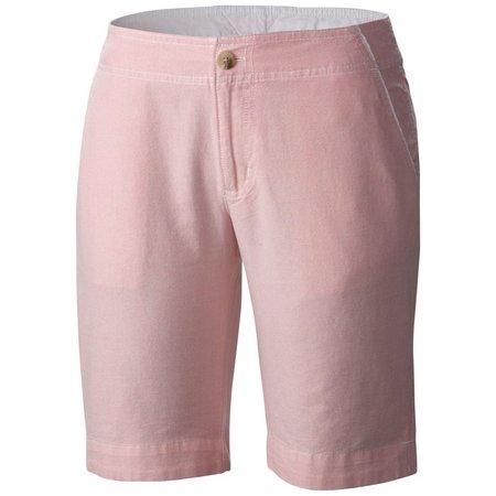 Columbia Womens PFG Solar Fade Walk Shorts