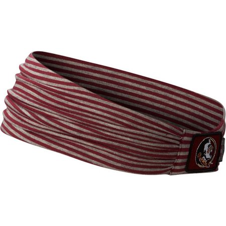 Florida State Shimmering Light Headband