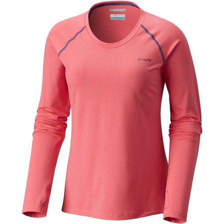 Columbia Womens Tamiami Long Sleeve Top