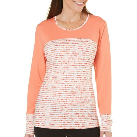 Columbia Womens Siren Splash II Long Sleeve Shirt