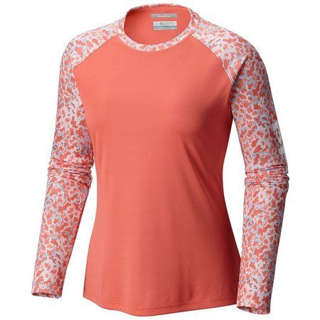 Columbia Womens Tidal Tee II Long Sleeve Shirt