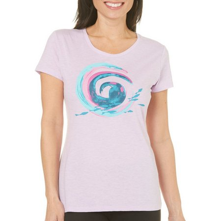 Columbia Womens Tidal Ways T-Shirt