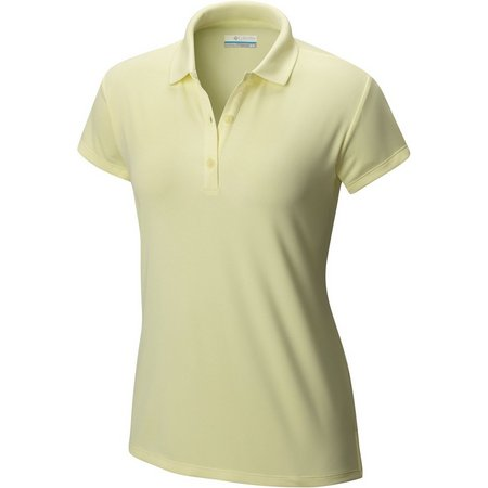 Columbia Womens Innisfree Short Sleeve Polo Shirt