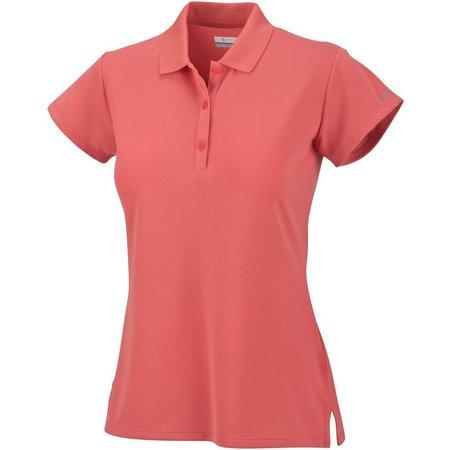 Columbia Womens PFG Innisfree Polo Shirt