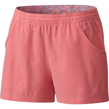 Columbia Womens Tidal Printed Shorts