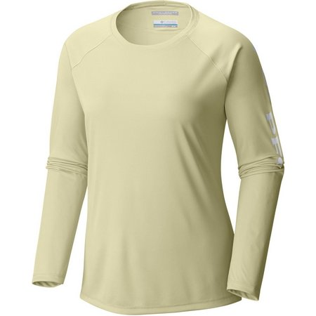 Columbia Womens Tidal Tee II Long Sleeve Top