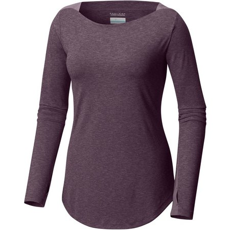 Columbia Womens Place To Place Top