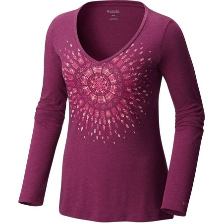 Columbia Womens Radiation Road Long Sleeve T-Shirt