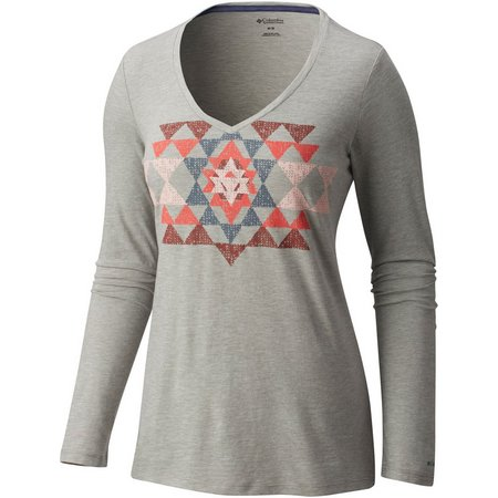 Columbia Womens Rocky Butte Top