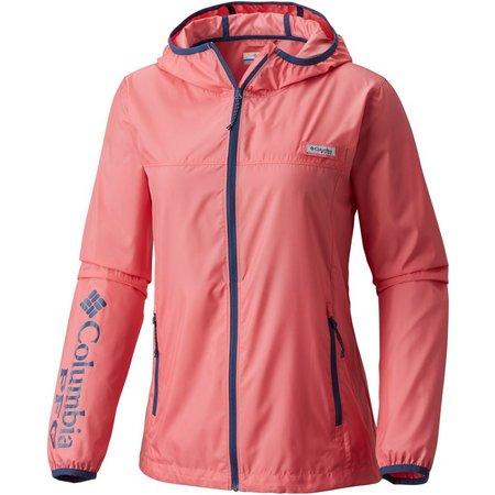 Columbia Womens Tidal Windbreaker Jacket