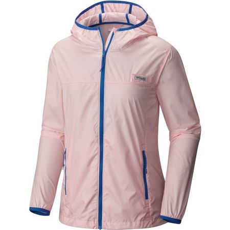 Columbia Womens Tidal Windbreaker Jacket