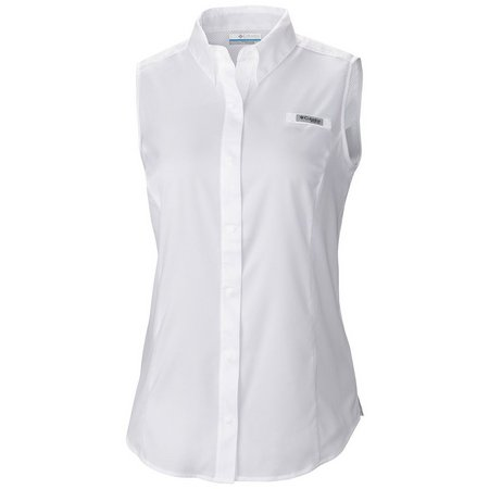 Columbia Womens PFG Tamiami Sleeveless Shirt