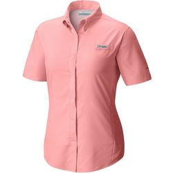 Columbia Womens PFG Tamiami II Short Sleeve Shirt
