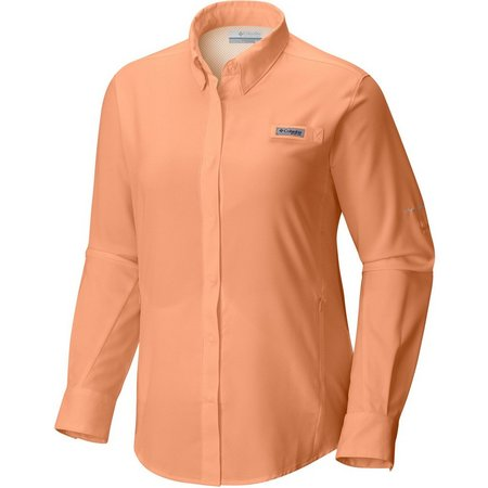 Columbia Womens PFG Tamiami II Long Sleeve Shirt