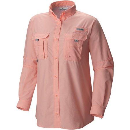 Columbia Womens PFG Bahama Long Sleeve Shirt | Bealls Florida