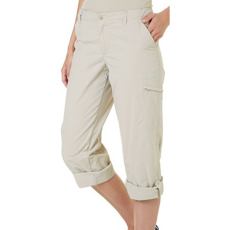 Columbia Womens PFG Aruba Roll Up Pants