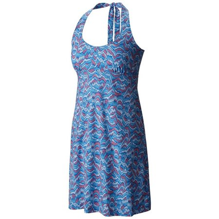 Columbia Womens PFG Armadale Dot Print Dress