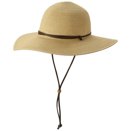 Columbia Womens Sun Ridge Straw Hat