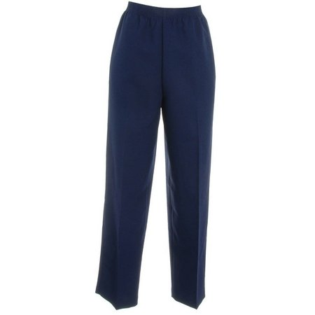 Alia Feather Touch Pull On Pants